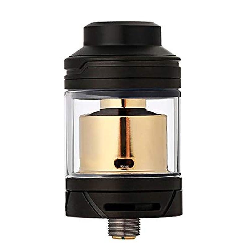 強制的つぶす甘いCool Vapor LAVA RTA アトマイザー 3ml (ブラック)