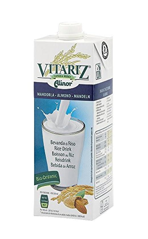 繁栄する寺院栄養ビタリッツ ライスドリンク アーモンド味 1L