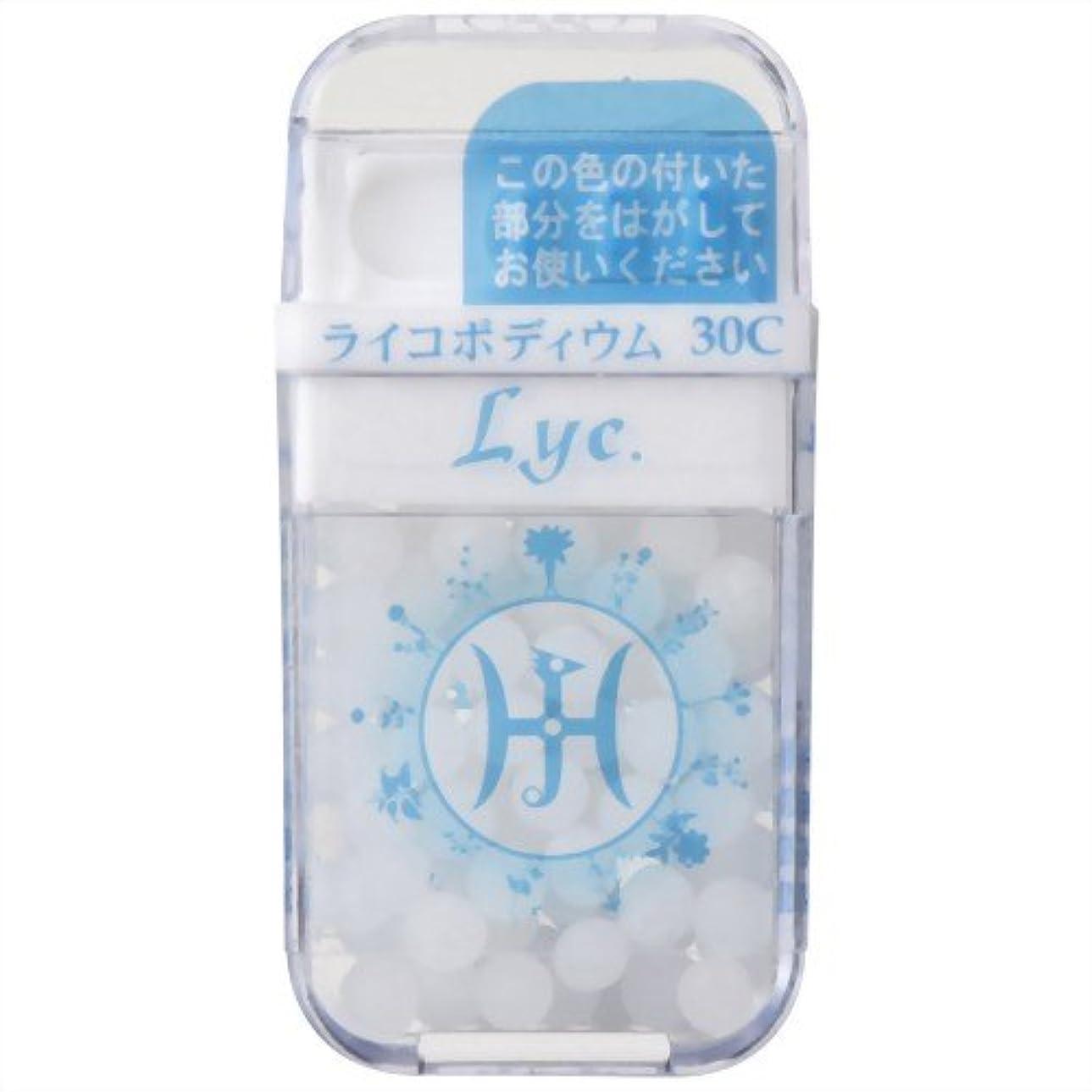 委託息切れレールホメオパシージャパンレメディー Lyc.  ライコボディウム 30C (大ビン)