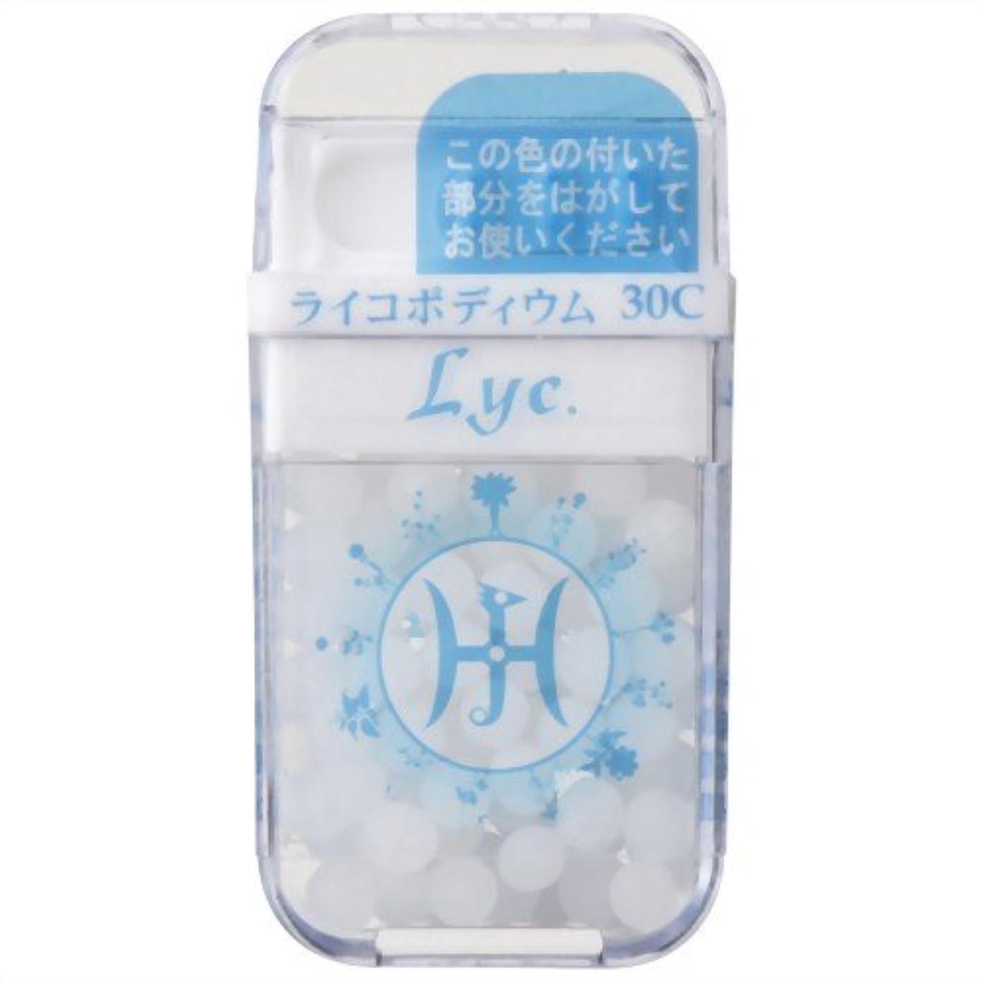 建築船酔い適性ホメオパシージャパンレメディー Lyc.  ライコボディウム 30C (大ビン)