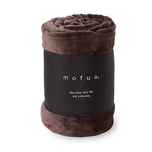 mofua(モフア) 毛布 シングル ふんわりあったか 静電...