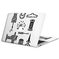 MacBook Pro 13inch 専用スキンシール マックブック 13inch 13インチ Mac Book Pro マックブック プロ ノートブック ノートパソコン カバー ケース フィルム ステッカー アクセサリー 保護 ジャンル おしゃれ アンティーク レトロ 010005