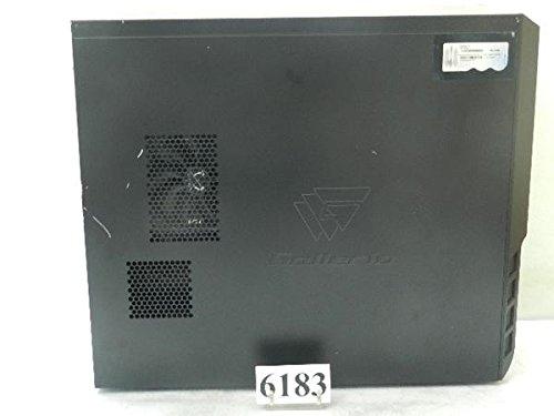 『中古デスクトップPC 本体 ドスパラ GALLERIA Core i7 960 3.20GHz 8GB 1TB DVDSマルチ GTX 470 ゲーミングPC』の4枚目の画像
