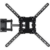 BPS テレビ壁掛け金具 22-55インチ液晶テレビ対応 モニターアーム 上下左右 角度調整可能 VESA対応