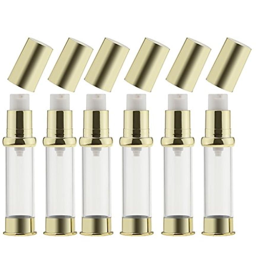 マークされた即席かもめKesoto 6個 真空スプレーボトル ミスト スプレーボトル エッセンシャルオイル 香水 全3サイズ - 10ミリリットル