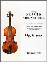 Otakar Sevcik: Violin Studies - Violin Method For Beginners Op.6 Part 6