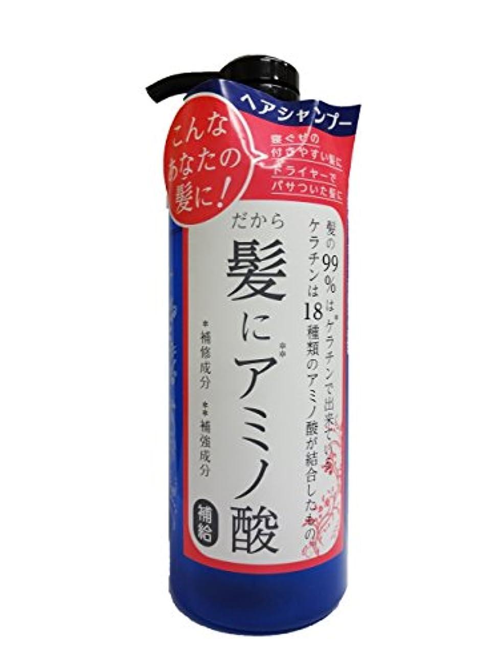 腰モード神ビピット アミノ酸シャンプー 500ml