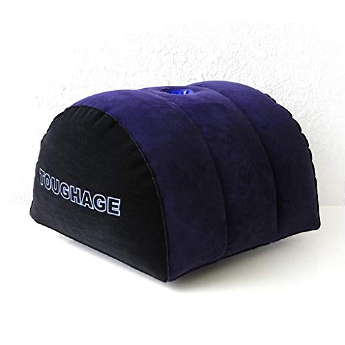 申請中管理しますチチカカ湖XpHealth インフレータブルロングボディ枕腰椎枕脚枕ヨガ枕位置サポート枕女性と男性のための多機能クッション家具