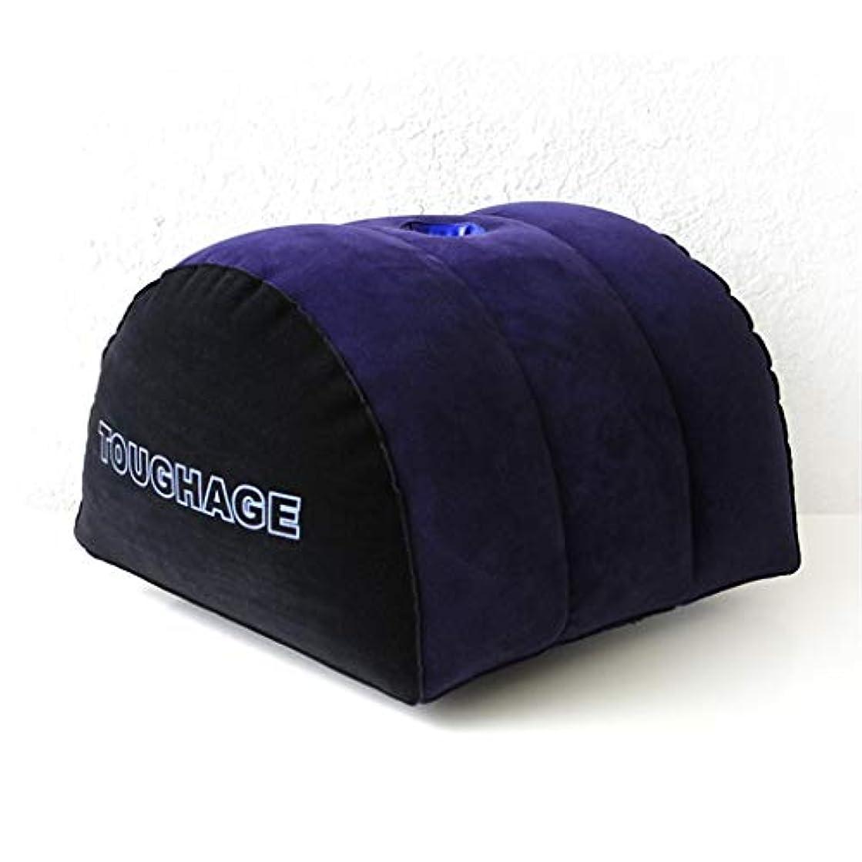 引き出し長さ遵守するXpHealth インフレータブルロングボディ枕腰椎枕脚枕ヨガ枕位置サポート枕女性と男性のための多機能クッション家具
