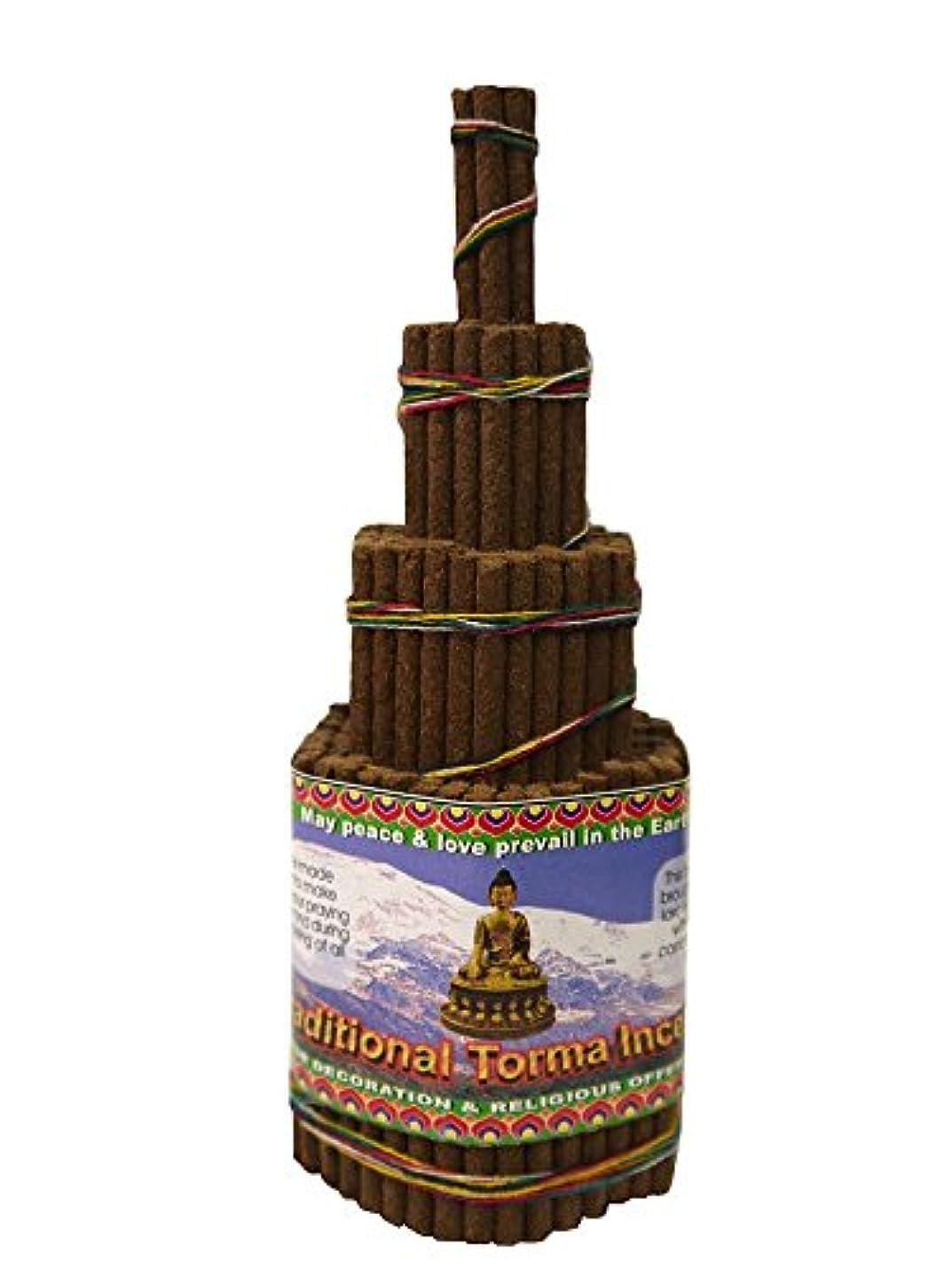 瞑想的消化器画家NEPAL INCENSE 【TraditionaTormaIncenseトラディショナルトルマ】