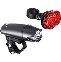 LifeLine Cycle Safe light Set Black ライフライン ライトセット [並行輸入品]