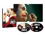 【Amazon.co.jp限定】ジョーカー スチールブック仕様  4K ULTRA HD&ブルーレイセ ット (限定生産/2枚組) [Blu-ray]