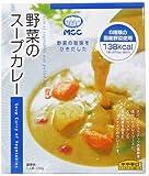 MCC 6種類の国産野菜使用 野菜のスープカレー やや辛口 200g