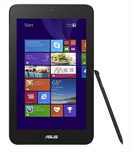 ASUS VivoTab Note 8 タブレットPC ブラック Windows10無料アップデート対応(WIN8.1 32Bit / 8.0inch WXGA / Z3740 / 2GB / eMMC 64GB / Microsoft Office Home&Biz 2013 / スタイラスペン 付属) R80TA-3740S
