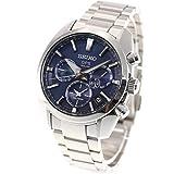 [アストロン]ASTRON 腕時計 アストロン クオーツアストロンイメージ GPSソーラー 青文字盤 サファイアガラス ダイヤシールド SBXC019 ..