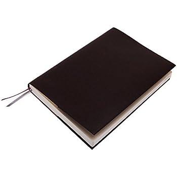 66e6e7d87f24 お手入れいらずのほぼ日手帳カズン対応A5サイズ リサイクルレザーカバースピンしおり
