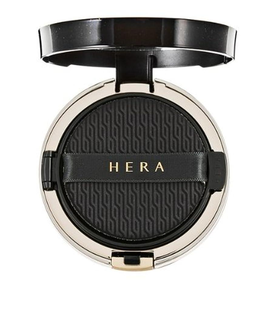 反論者論理壁(ヘラ) Hera ブラッククッション SPF34/PA++ 本品15g+リフィール15g / Black Cushion SPF34/PA++ 15g+Refil15g (No.23 Beige) (韓国直発送) shumaman