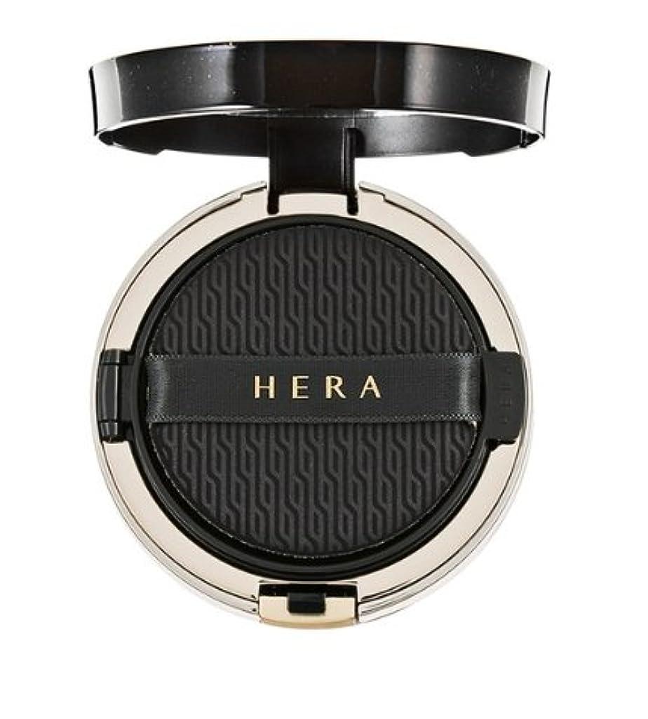少数クール無駄な(ヘラ) Hera ブラッククッション SPF34/PA++ 本品15g+リフィール15g / Black Cushion SPF34/PA++ 15g+Refil15g (No.23 Beige) (韓国直発送) shumaman