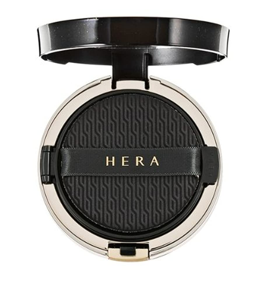ジャンル体系的に目を覚ます(ヘラ) Hera ブラッククッション SPF34/PA++ 本品15g+リフィール15g / Black Cushion SPF34/PA++ 15g+Refil15g (No.21 banila) (韓国直発送) shumaman