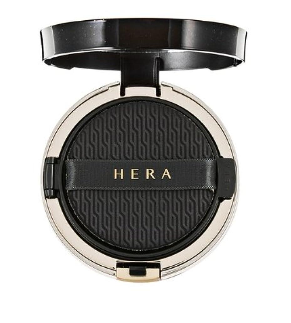 隠すノートバイバイ(ヘラ) Hera ブラッククッション SPF34/PA++ 本品15g+リフィール15g / Black Cushion SPF34/PA++ 15g+Refil15g (No.23 Beige) (韓国直発送) shumaman