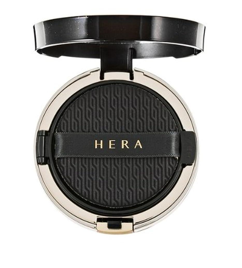 オフセット別にカタログ(ヘラ) Hera ブラッククッション SPF34/PA++ 本品15g+リフィール15g / Black Cushion SPF34/PA++ 15g+Refil15g (No.21 banila) (韓国直発送) shumaman