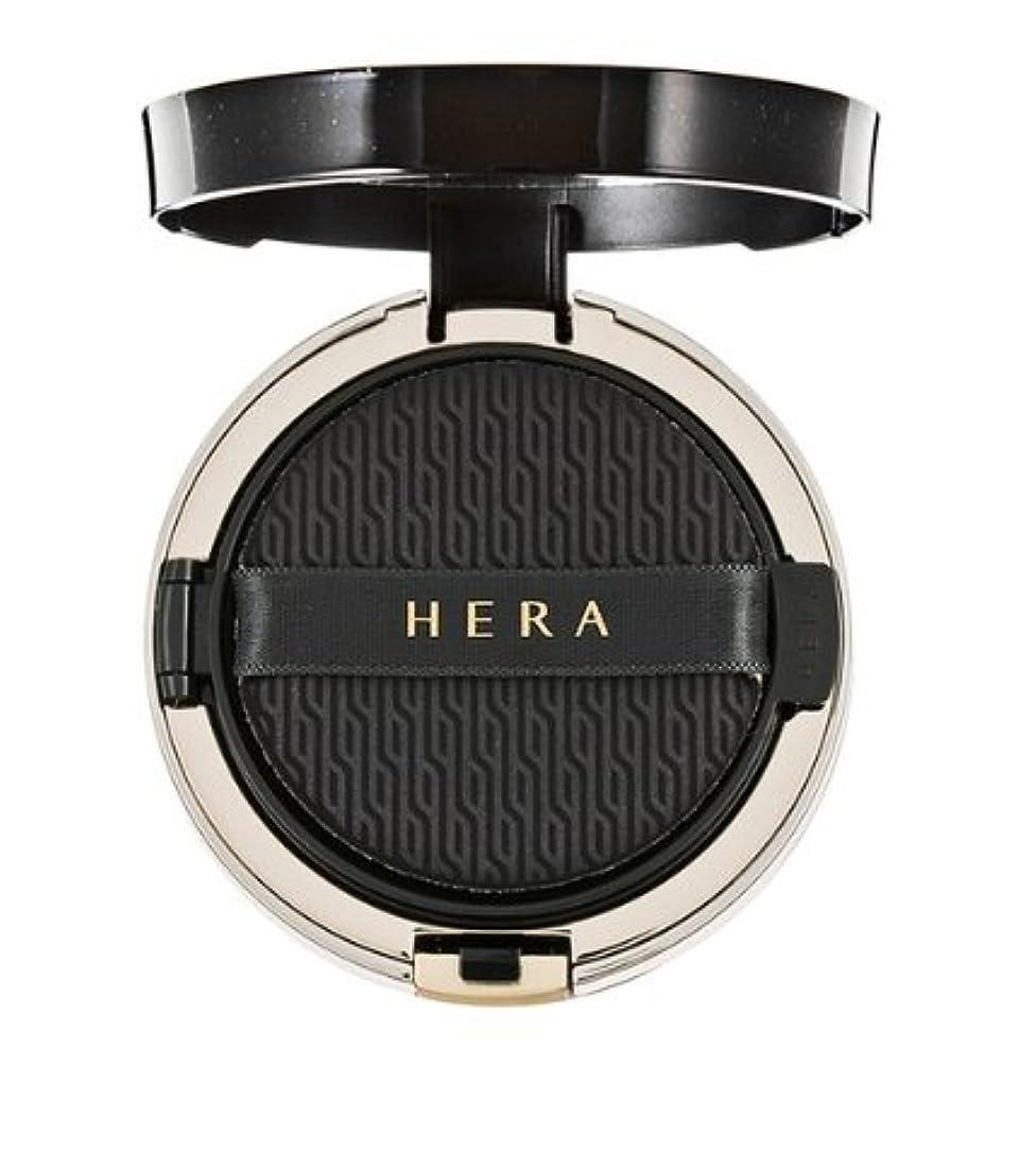 試用主観的呼吸(ヘラ) Hera ブラッククッション SPF34/PA++ 本品15g+リフィール15g / Black Cushion SPF34/PA++ 15g+Refil15g (No.21 banila) (韓国直発送) shumaman