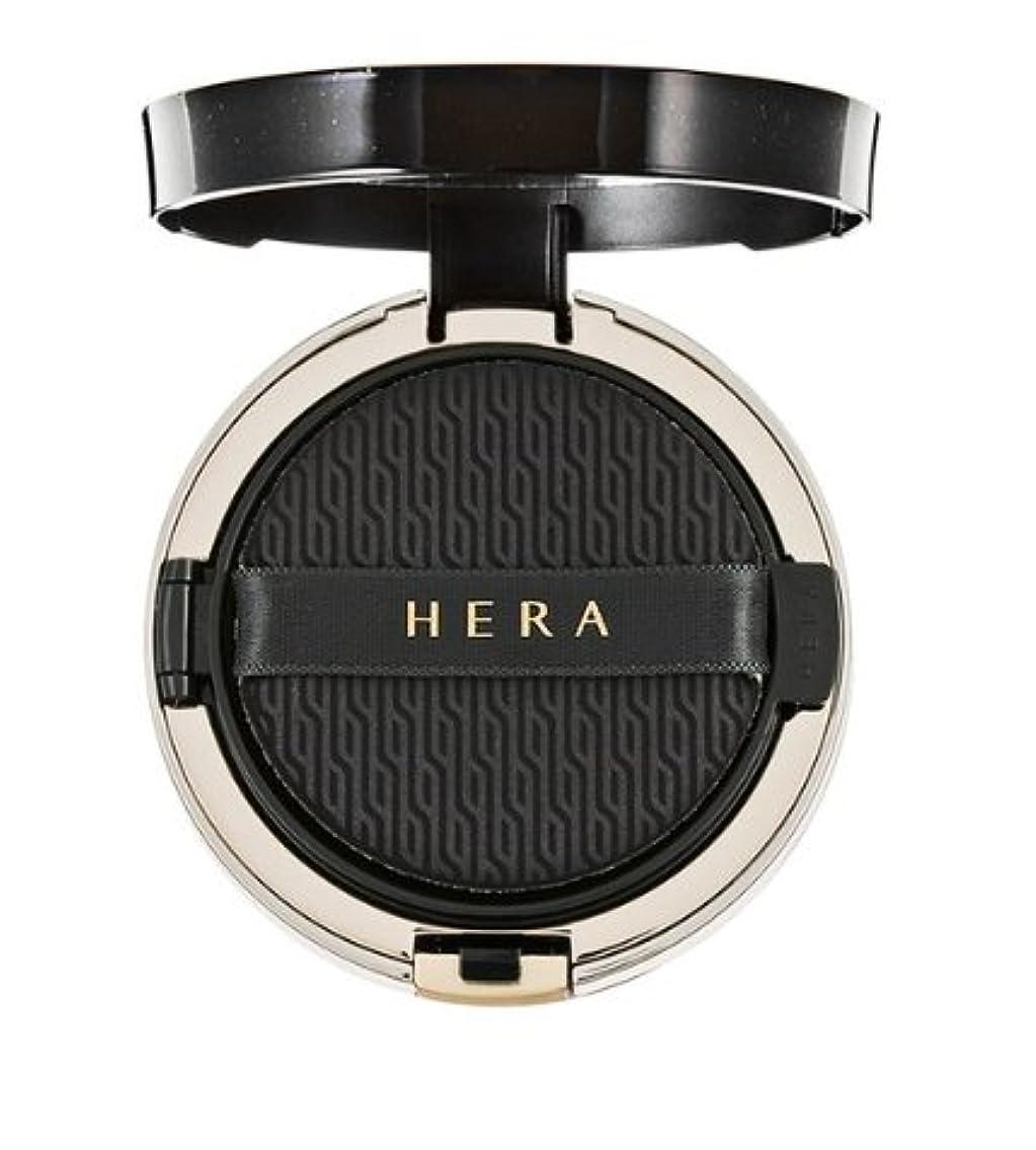 半導体豊富な退却(ヘラ) Hera ブラッククッション SPF34/PA++ 本品15g+リフィール15g / Black Cushion SPF34/PA++ 15g+Refil15g (No.23 Beige) (韓国直発送) shumaman