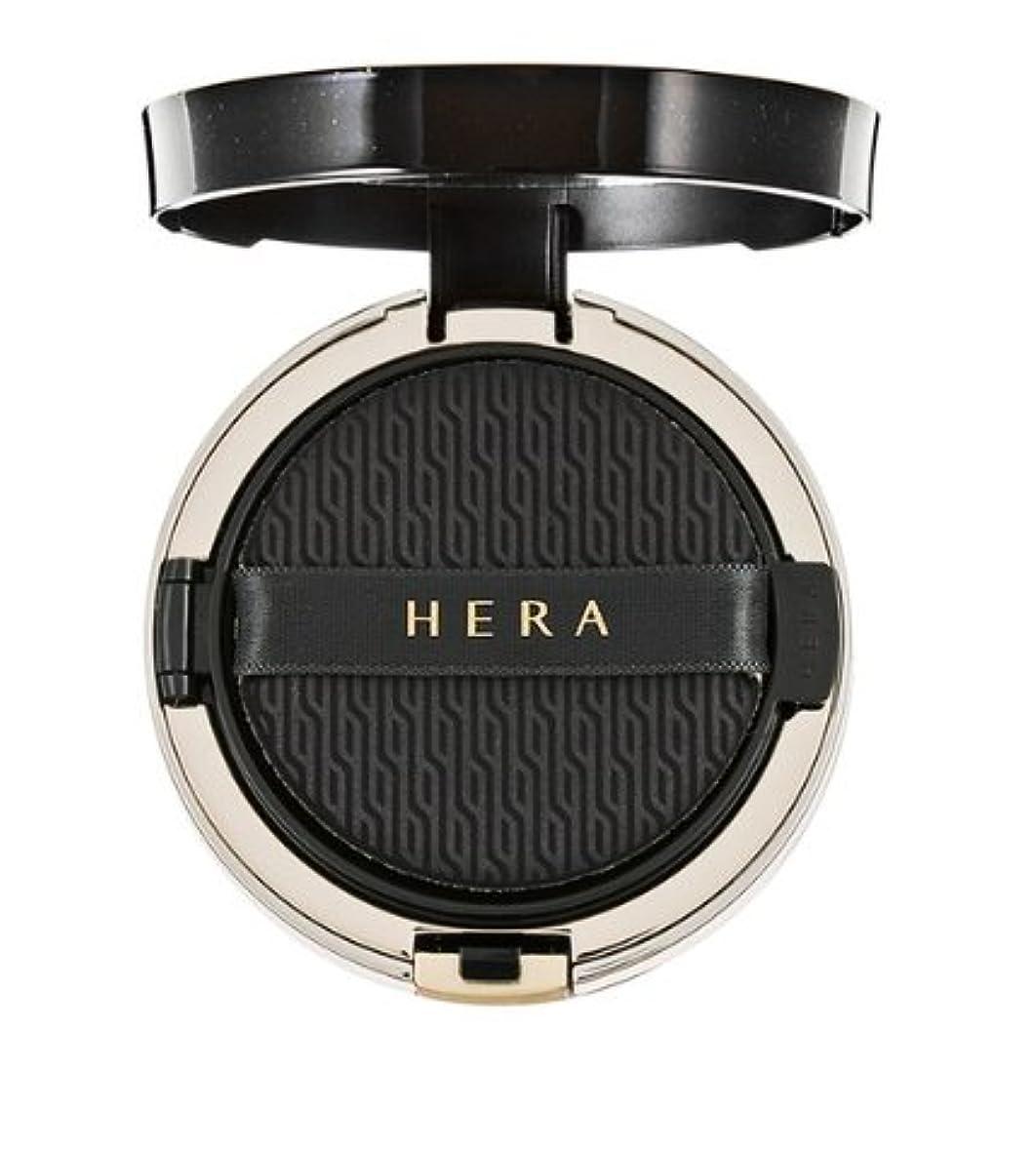 こどもの日物足りない洪水(ヘラ) Hera ブラッククッション SPF34/PA++ 本品15g+リフィール15g / Black Cushion SPF34/PA++ 15g+Refil15g (No.21 banila) (韓国直発送) shumaman