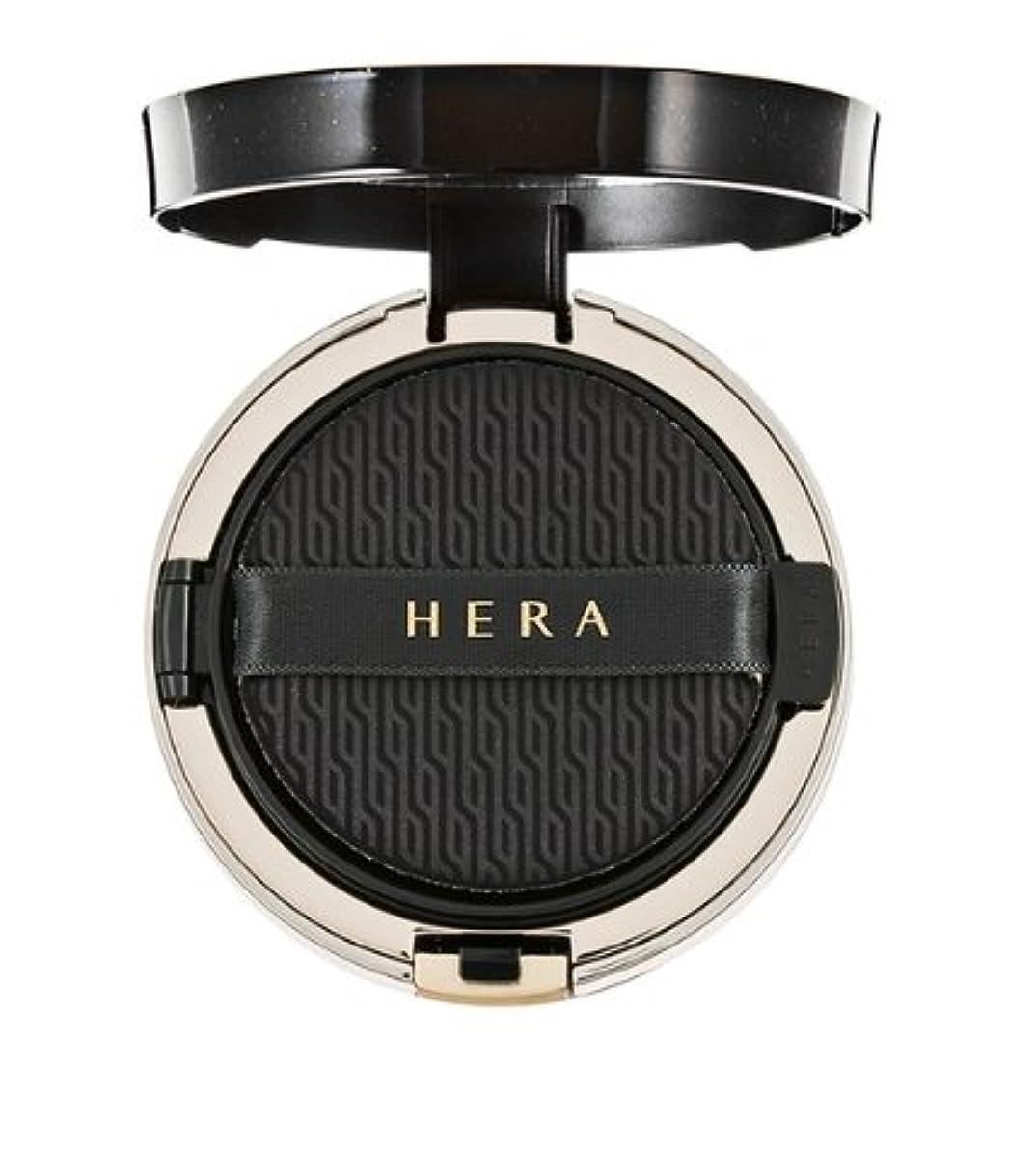 宿命ウェーハ繊細(ヘラ) Hera ブラッククッション SPF34/PA++ 本品15g+リフィール15g / Black Cushion SPF34/PA++ 15g+Refil15g (No.21 banila) (韓国直発送) shumaman