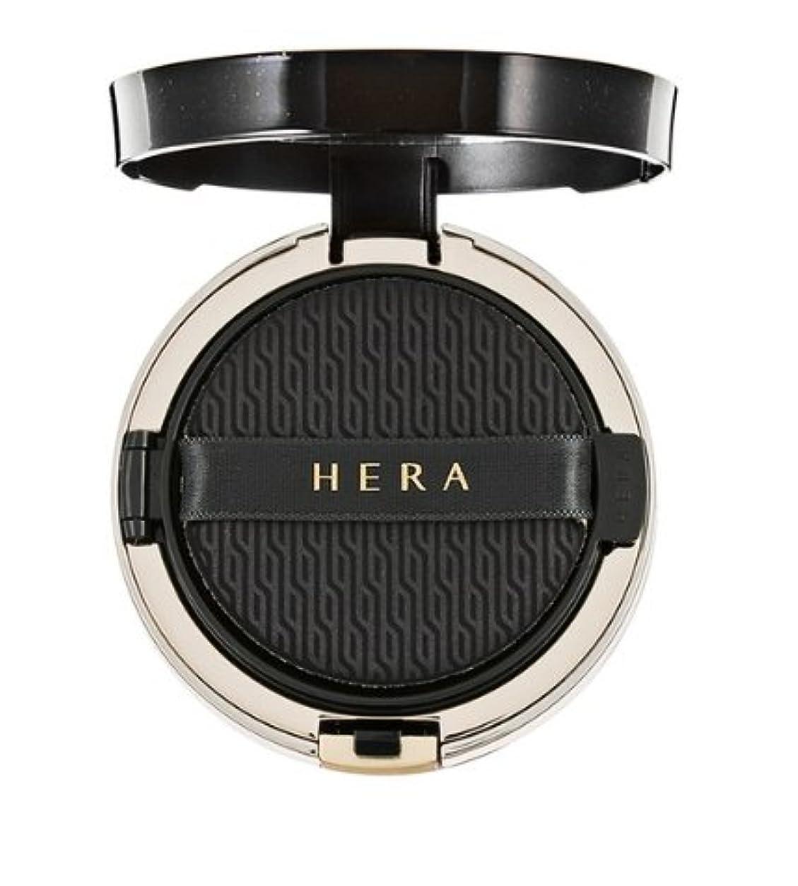 オズワルド吸収する酸っぱい(ヘラ) Hera ブラッククッション SPF34/PA++ 本品15g+リフィール15g / Black Cushion SPF34/PA++ 15g+Refil15g (No.23 Beige) (韓国直発送) shumaman