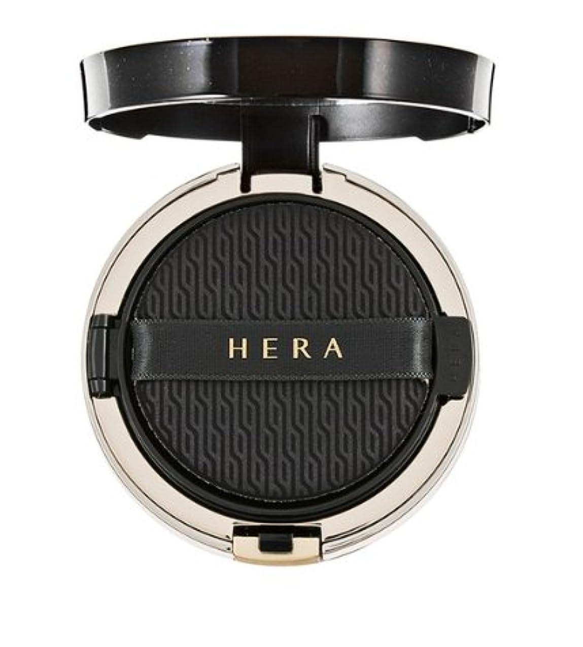 所有者飼い慣らす温度(ヘラ) Hera ブラッククッション SPF34/PA++ 本品15g+リフィール15g / Black Cushion SPF34/PA++ 15g+Refil15g (No.21 banila) (韓国直発送) shumaman