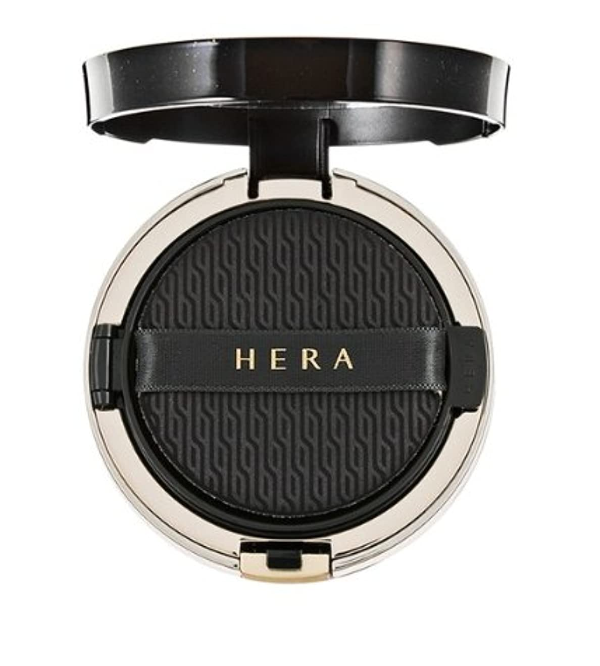 (ヘラ) Hera ブラッククッション SPF34/PA++ 本品15g+リフィール15g / Black Cushion SPF34/PA++ 15g+Refil15g (No.23 Beige) (韓国直発送) shumaman
