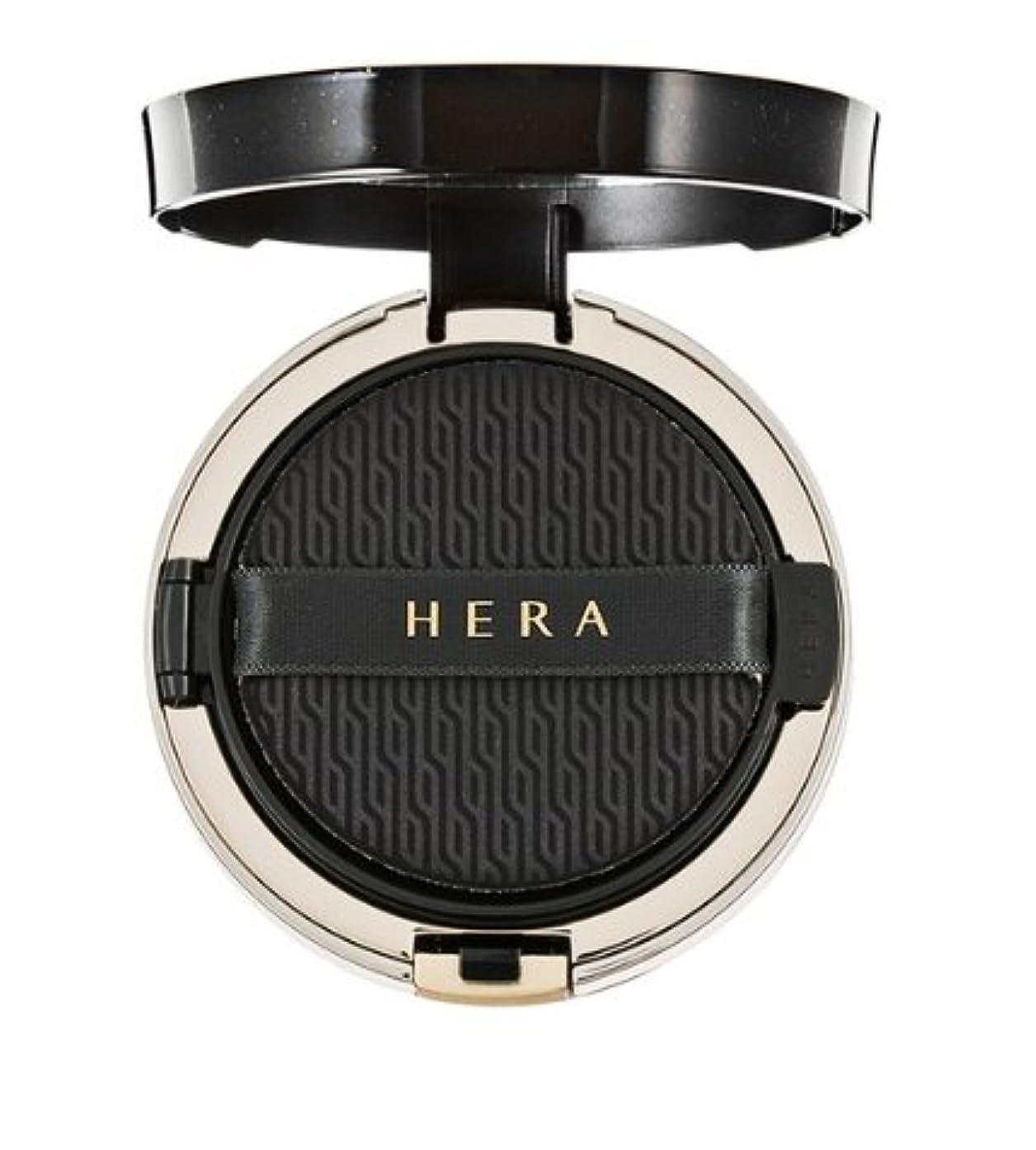 脆いなに金額(ヘラ) Hera ブラッククッション SPF34/PA++ 本品15g+リフィール15g / Black Cushion SPF34/PA++ 15g+Refil15g (No.21 banila) (韓国直発送) shumaman