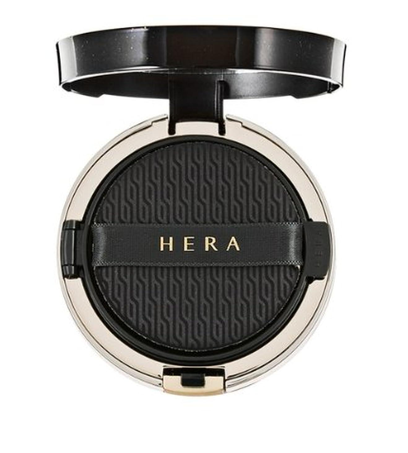 牛肉アリス非互換(ヘラ) Hera ブラッククッション SPF34/PA++ 本品15g+リフィール15g / Black Cushion SPF34/PA++ 15g+Refil15g (No.21 banila) (韓国直発送) shumaman