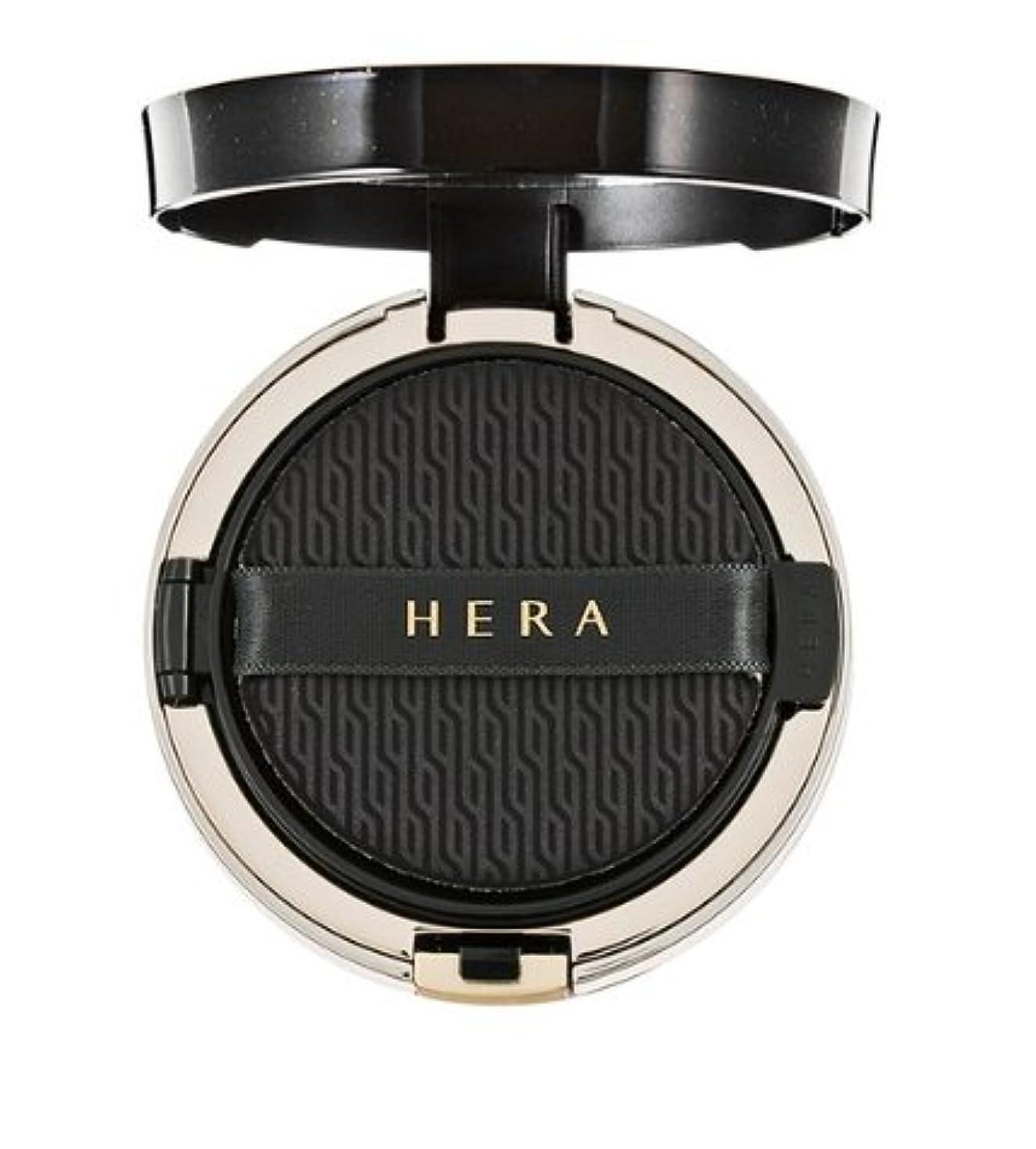 横に戸棚ハミングバード(ヘラ) Hera ブラッククッション SPF34/PA++ 本品15g+リフィール15g / Black Cushion SPF34/PA++ 15g+Refil15g (No.21 banila) (韓国直発送) shumaman
