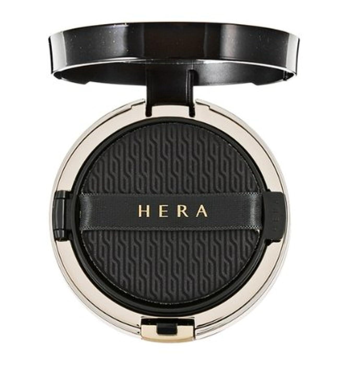 (ヘラ) Hera ブラッククッション SPF34/PA++ 本品15g+リフィール15g / Black Cushion SPF34/PA++ 15g+Refil15g (No.21 banila) (韓国直発送) shumaman