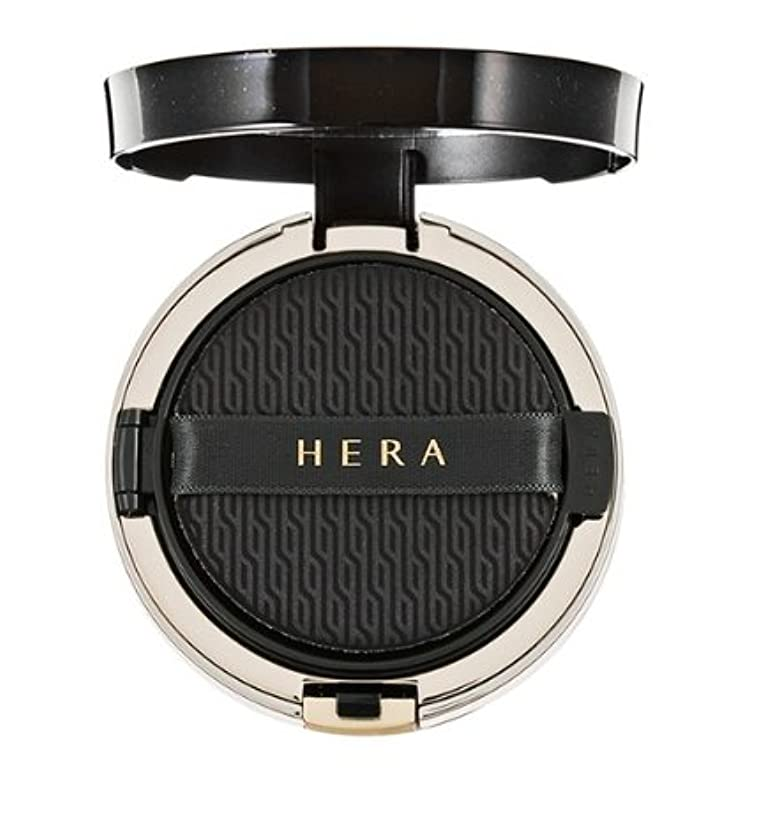 つば線形ベンチ(ヘラ) Hera ブラッククッション SPF34/PA++ 本品15g+リフィール15g / Black Cushion SPF34/PA++ 15g+Refil15g (No.21 banila) (韓国直発送) shumaman