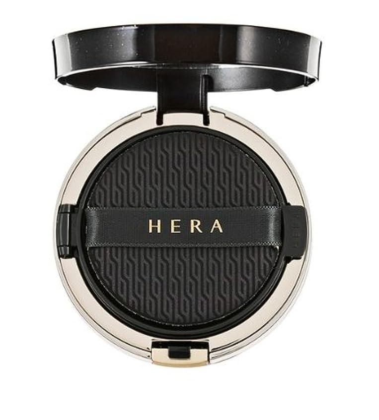 呼吸感謝する記録(ヘラ) Hera ブラッククッション SPF34/PA++ 本品15g+リフィール15g / Black Cushion SPF34/PA++ 15g+Refil15g (No.21 banila) (韓国直発送) shumaman
