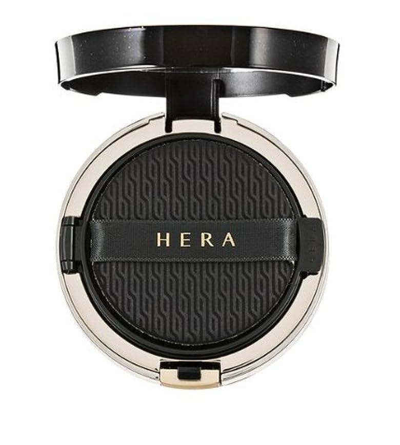 メインほめるきれいに(ヘラ) Hera ブラッククッション SPF34/PA++ 本品15g+リフィール15g / Black Cushion SPF34/PA++ 15g+Refil15g (No.23 Beige) (韓国直発送) shumaman