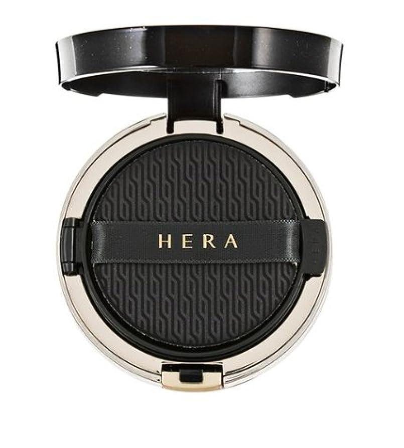 メニューエッセイ組み合わせ(ヘラ) Hera ブラッククッション SPF34/PA++ 本品15g+リフィール15g / Black Cushion SPF34/PA++ 15g+Refil15g (No.23 Beige) (韓国直発送) shumaman