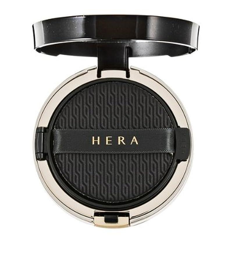 曲ホールドオール故障中(ヘラ) Hera ブラッククッション SPF34/PA++ 本品15g+リフィール15g / Black Cushion SPF34/PA++ 15g+Refil15g (No.21 banila) (韓国直発送) shumaman