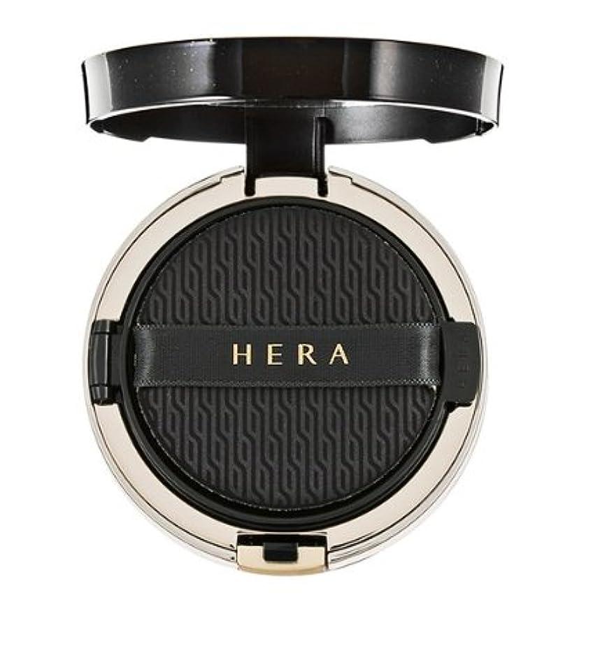 運動泥沼するだろう(ヘラ) Hera ブラッククッション SPF34/PA++ 本品15g+リフィール15g / Black Cushion SPF34/PA++ 15g+Refil15g (No.23 Beige) (韓国直発送) shumaman