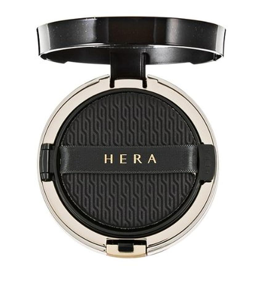 排除旧正月破壊(ヘラ) Hera ブラッククッション SPF34/PA++ 本品15g+リフィール15g / Black Cushion SPF34/PA++ 15g+Refil15g (No.23 Beige) (韓国直発送) shumaman
