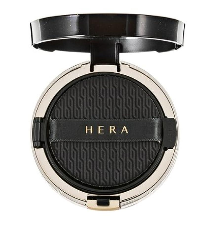 作詞家雑草ヘルシー(ヘラ) Hera ブラッククッション SPF34/PA++ 本品15g+リフィール15g / Black Cushion SPF34/PA++ 15g+Refil15g (No.23 Beige) (韓国直発送) shumaman