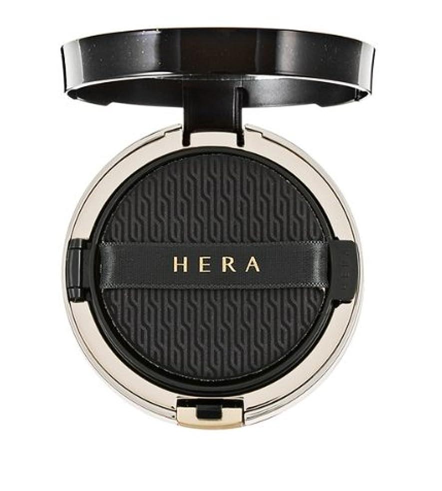 陸軍酒咳(ヘラ) Hera ブラッククッション SPF34/PA++ 本品15g+リフィール15g / Black Cushion SPF34/PA++ 15g+Refil15g (No.21 banila) (韓国直発送) shumaman