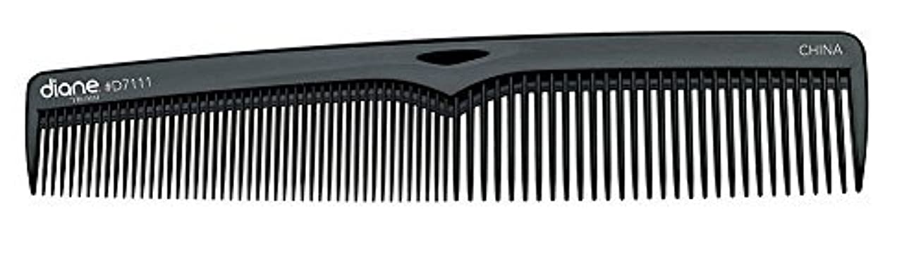 単なる苛性ピューDiane Styling Comb, Large [並行輸入品]