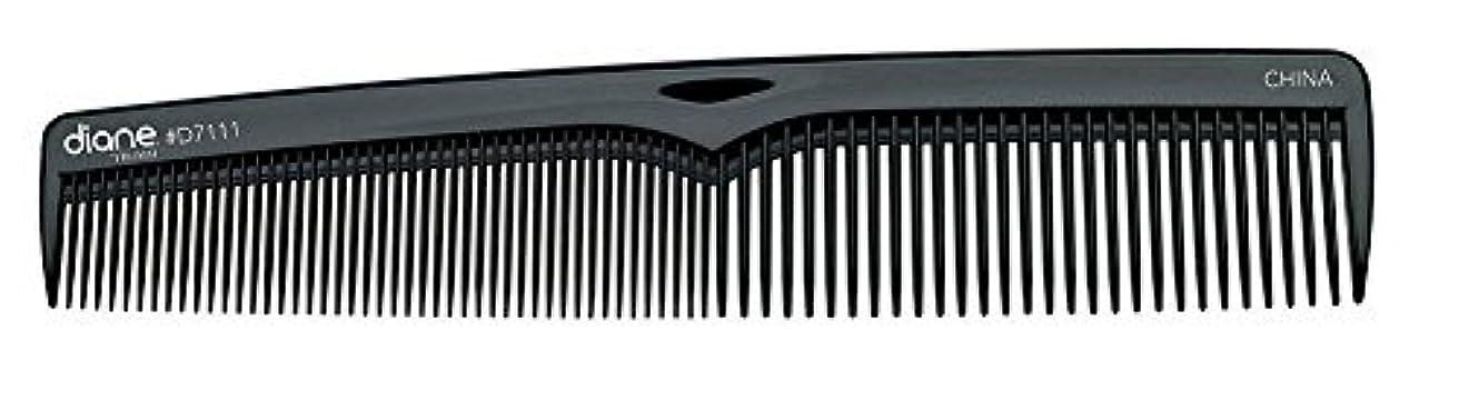 小競り合いデッドロックアルプスDiane Styling Comb, Large [並行輸入品]