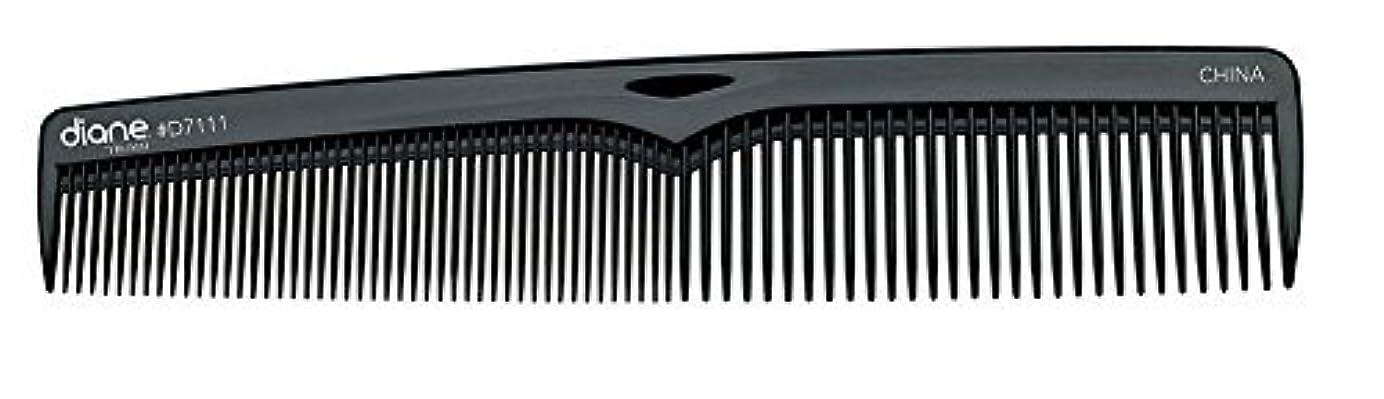 そっとふさわしいくつろぎDiane Styling Comb, Large [並行輸入品]