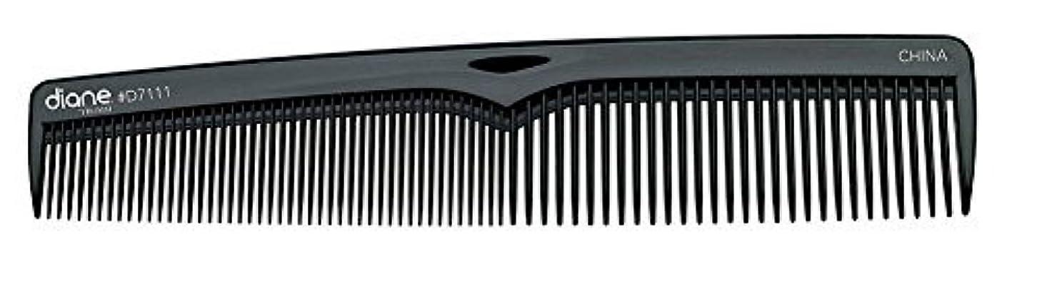 対称運動蛇行Diane Styling Comb, Large [並行輸入品]