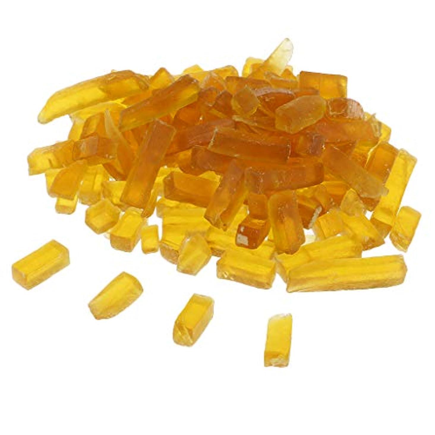 名目上の五十コミットメントBaoblaze 溶融植物 ソープベース 石鹸用 天然植物 石鹸 石けん素地 250g イエロー